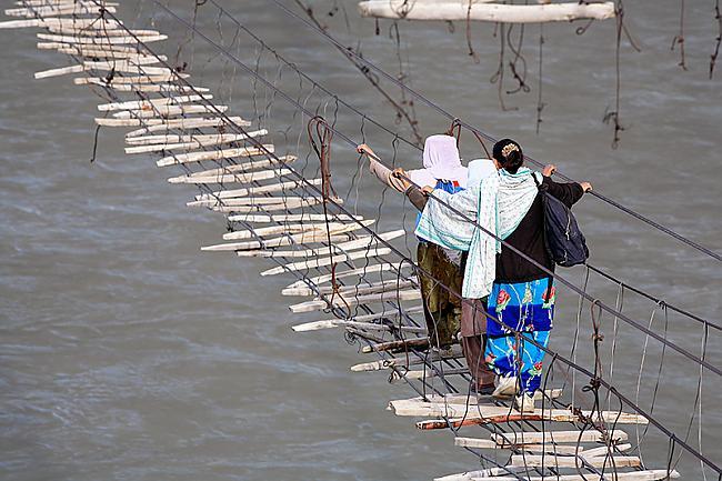 Par visbīstamāko tiltu... Autors: MilfHunter Ginesa Pasaules Rekordi 2
