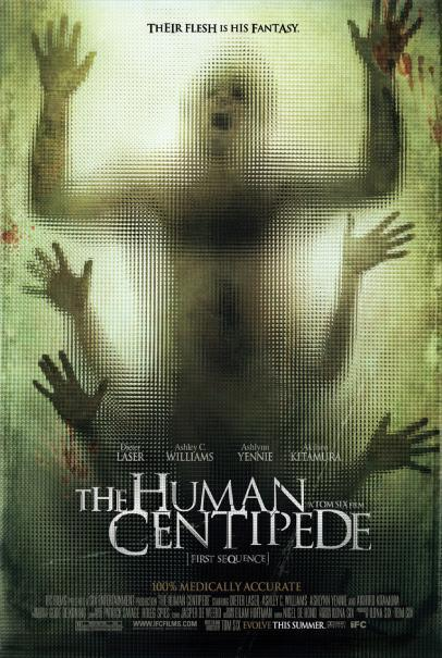 The Human Centipede 2Ja esi... Autors: Moonwalker Filmas, kuras aizliedza