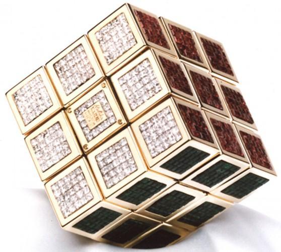 1995gadā atzīmējot Rubika... Autors: FiicHa Pasaulē dārgākās rotaļlietas