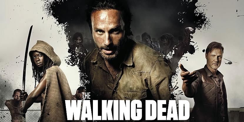 The Walking DeadNo 17... Autors: viesiic Interesanti fakti par seriāliem