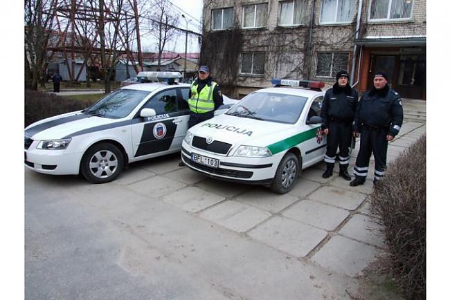Skoda Octavia Autors: artursk2008 Policijas pravietošanas līdzeklis Latvija!