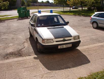 Skoda Felicia Autors: artursk2008 Policijas pravietošanas līdzeklis Latvija!