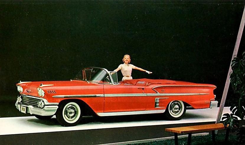 Autors: luxz33 1958. gada Chevrolet Impala