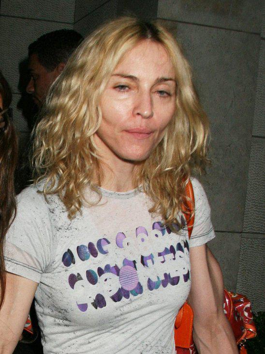 Madonna man viņa liekas... Autors: kakate Slavenības bez make up.