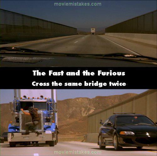 Nemainot braukscaronanas... Autors: Senču Lācis Ātrs un Bez Žēlastības - Kļūdas (Fast & Furious)