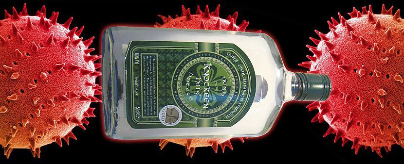 Poitin ĪrijaNikna īru kandža... Autors: Raziels Pasaules ugunīgākie dzērieni