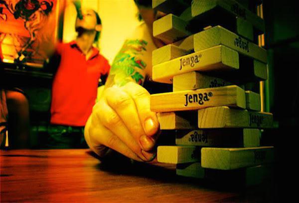 Kuba  dzērāju JengaGamePlay... Autors: 911 12 LABĀKĀS dzeršanas spēles Pasaulē!
