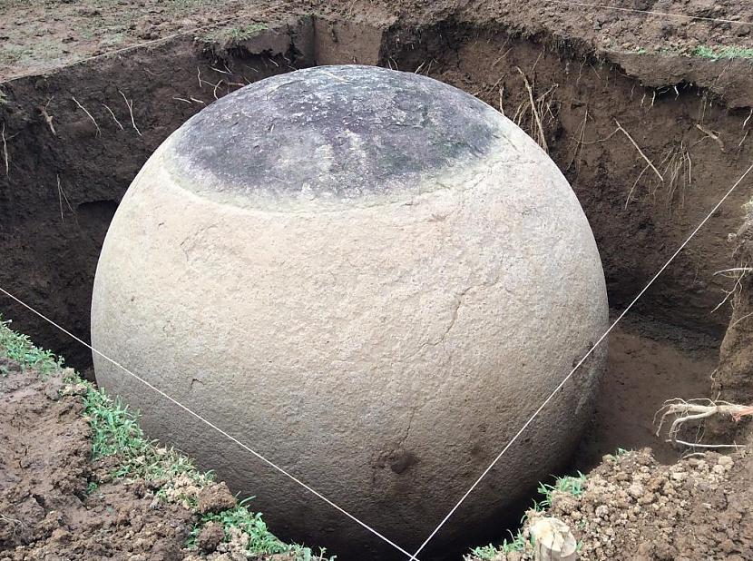 Akmens sfērasLaikam... Autors: Lestets Mistiskākie atradumi uz Zemes