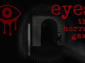 "Gļuki spēlei ""Eye the horror game""!"