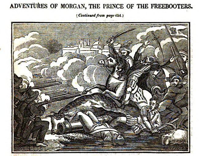 Pirāti uzvarēja Panamas cīņu... Autors: Frida Kahlo Īstais Kapteinis Morgans