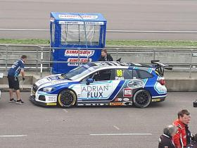 British Touring Car Championship @ Rockingham Motor Speedway