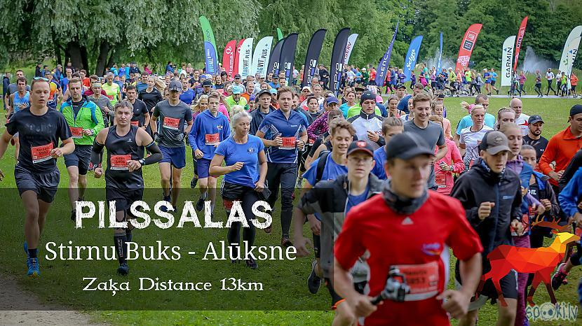 Autors: District Pilssalas Stirnu Buks - Alūksne - Zaķa Distance