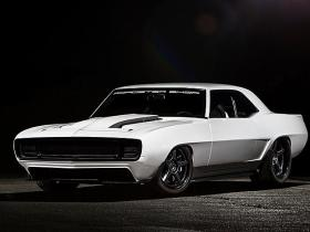 1969 Chevrolet Camaro Twin Turbo 572 Big Block 2000 hp​ ​tapšana.