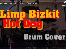 Limp Bizkit  un System of a down drum covers
